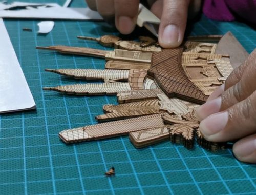 Hand-Assembly